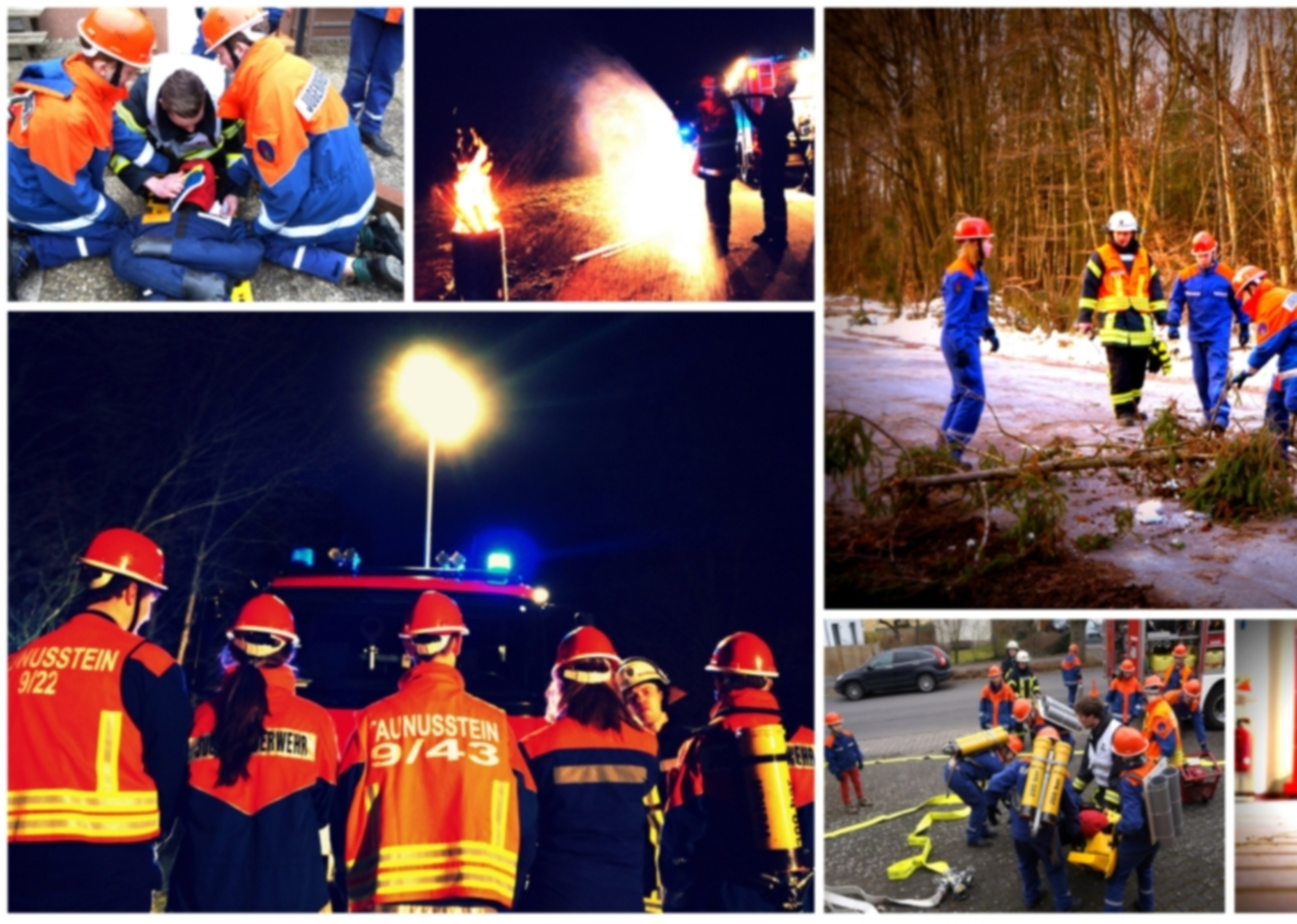 Jugend Feuerwehr Wehen