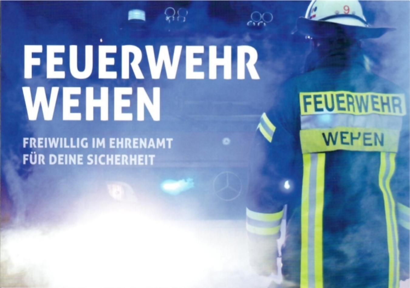 Feuerwehr Wehen 1890 e.V